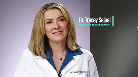 Dr. Tracey Seipel Physician and Bladder Expert, Creator of Better Bladder